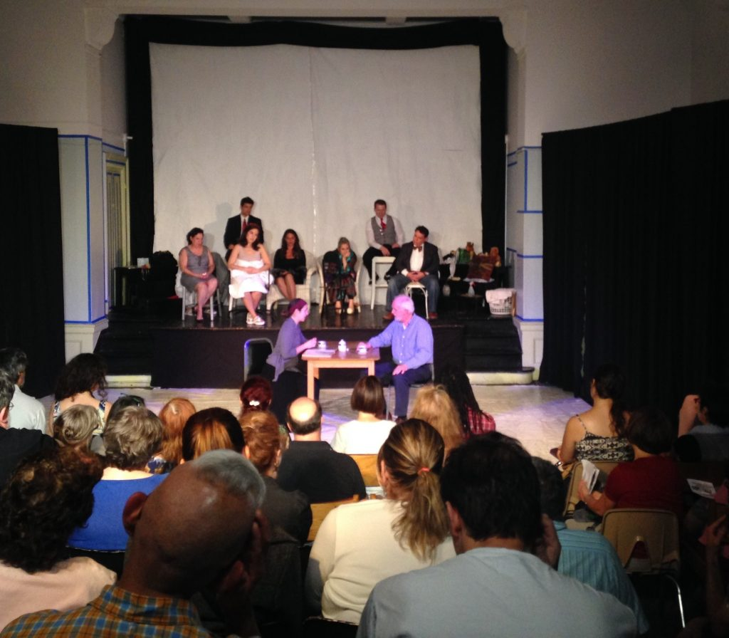 TenMinutePlaySoiree – THE GREENHOUSE ENSEMBLE